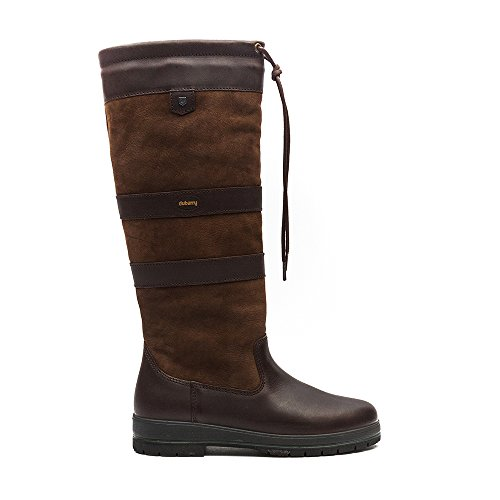 Dubarry Galway, Slim Fit (Schmalform), Dry Fast - Dry Soft Leder, Walnut 3934-52, Größe 39
