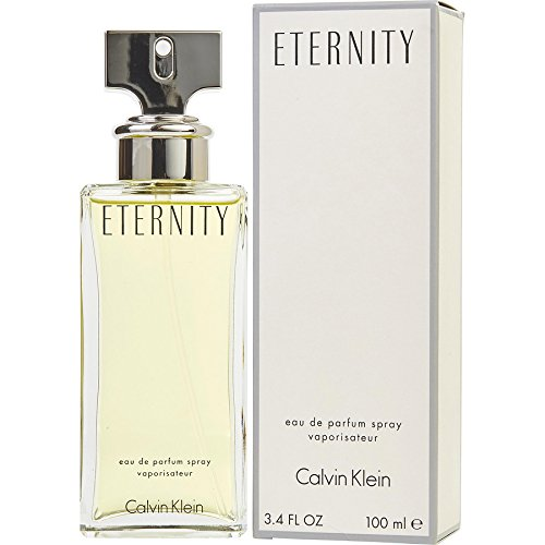 Eternity women Eau De Parfum Spray 3.4 OZ.