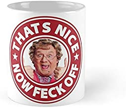 Mrs Brown Boys 11oz Mug - Great gift for family and friends.