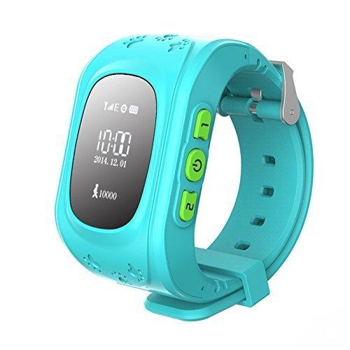 Reloj Niños, TKSTAR Kids Smartwatch GPS Tracker Localizador