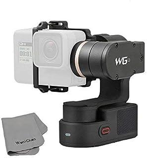 Feiyu Tech WG2 3軸ウェアラブルジンバル IP67防水スタビライザー アクションカメラ GoPro Hero 6/5/4/Session、Yi 4K、AEE、SJCamに対応