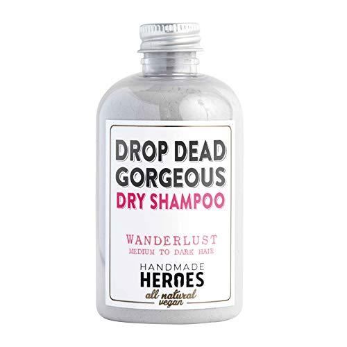 1. Handmade Heroes Drop Dead Gorgeous Dry Shampoo