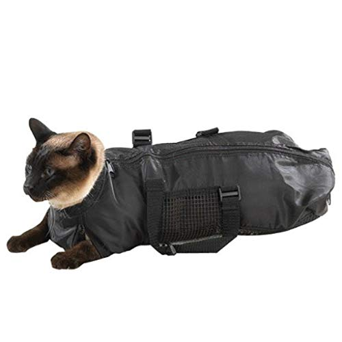 Koobysix Cat Supplies Katzen-Aufbewahrungstasche mit Maulkorb für Katzen, tragbar und langlebig, Geschenk für Ihre Katzen