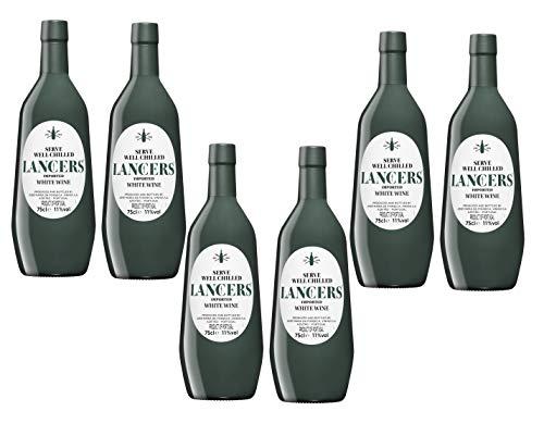 Lancers White - Vino de Portugal, Paquete de 6 x 750 ml