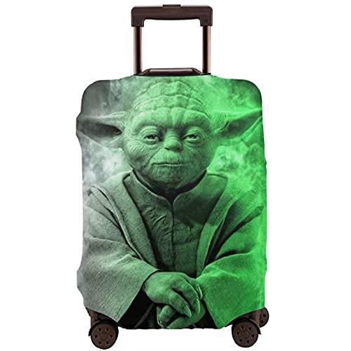 Darth Vader Baby Yoda Star The Wars Mandalorian Valigia Protettiva Caso Lavabile Stampa 3D Design 4 Dimensioni per la maggior parte dei bagagli Borsa Protettiva Cerniera
