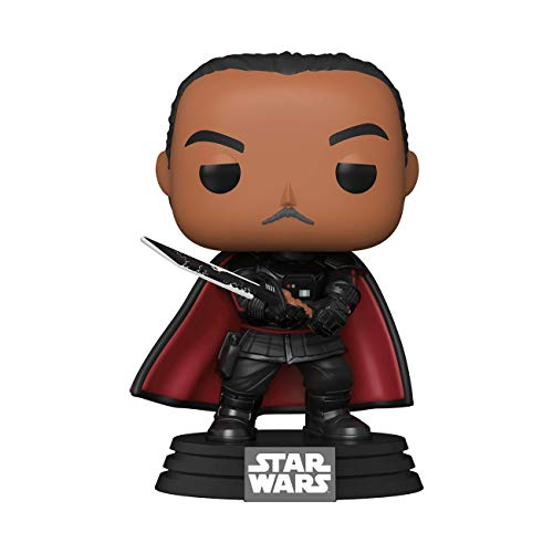 Funko 48739 POP Star Wars: Mandalorian-Moff Gideon Collectible Toy, Multicolour