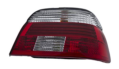 HELLA H24272001 BMW 5 Series E39 Passenger Side Replacement Tail Light Assembly
