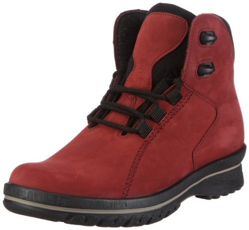 Hartjes Holly 91072, Damen Stiefel, Rot (Wein - Schwarz 81.01), EU 36.5 (UK 3.5)