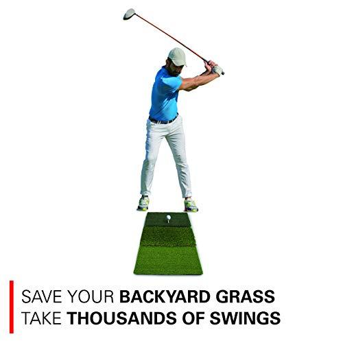 Rukket Tri-Turf Golf Hitting Mat