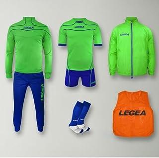61d2f3b1e LEGEA Set Tuono 5 Pezzi Box Composto Ideale per Il Calcio Calcetto Sport