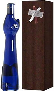 ワイン ギフト 誕生日祝 誕生祝 【ラッピング込】 幸せを運ぶ青い猫ボトル! リースリング・ラインヘッセン ネコボトル ギフト (白1)