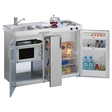 Limatec 2002066 Miniküche Kitchenline MKM B 120 Elektro rechts