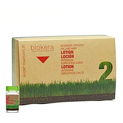 Salerm Cosmetics Loción Específica Regeneradora Capilar - Paquete de 6 x 10 ml - Total: 7.00ml