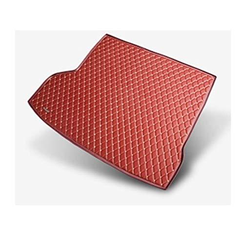 WEISHAN Costumbre Maletero del Coche Mat for Mercedes W245 E C G SLK GLC GLA GLE GL CLA ML GLK CLS S R a B CLK W639 Vito Viano Todos los Modelos alfombras de Coche (Color Name : Wine Red)