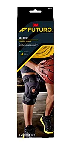 FUTURO Hinged Knee Brace, One Size