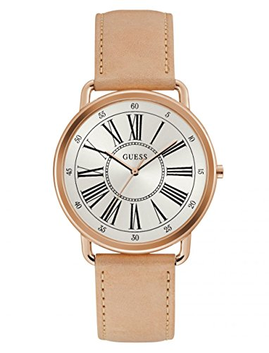 GUESS Women's Year-Round Stainless Steel...