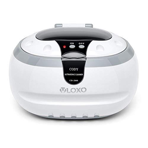 VLOXO Ultrasonic Cleaner Sonic Jewellery Cleaner Machine...