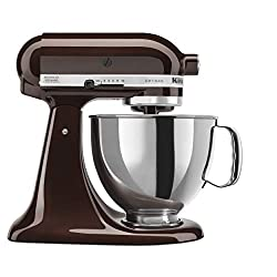 commercial KitchenAid Artisan Series 5-Qt.Fixed mixer with espresso protection kitchenaid artisan colours