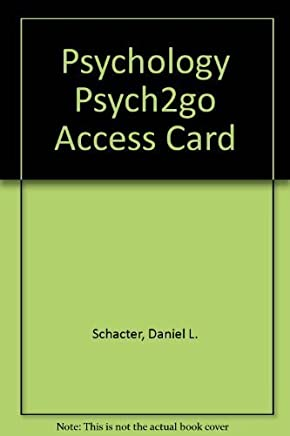 Psychology Psych2go Access Card
