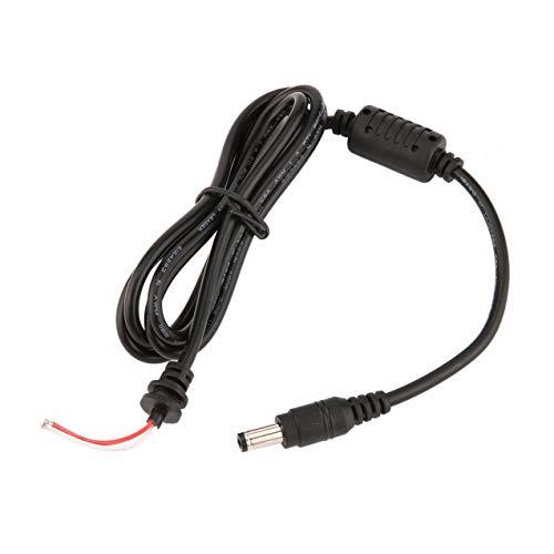 Zhou-YuXiang Universal DC Jack Tip Plug Connector Cable Cable Adaptador de Corriente 5.5X2.5MM Fuente de alimentación Conector de Enchufe DC Tip Plug Cable