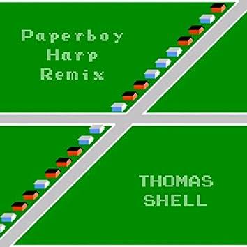 Paperboy for NES Harp Remix