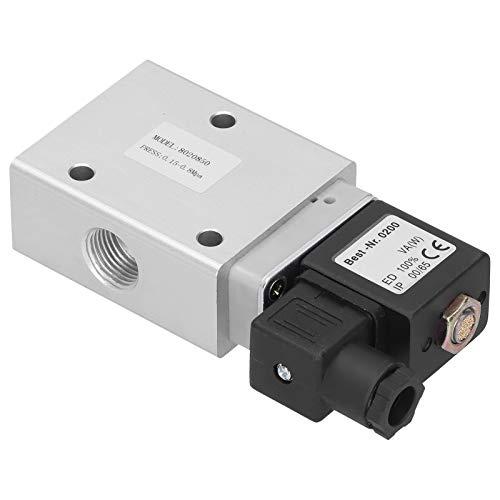 Resistencia de la válvula solenoide eléctrica para medios de flujo grande(AC220V)