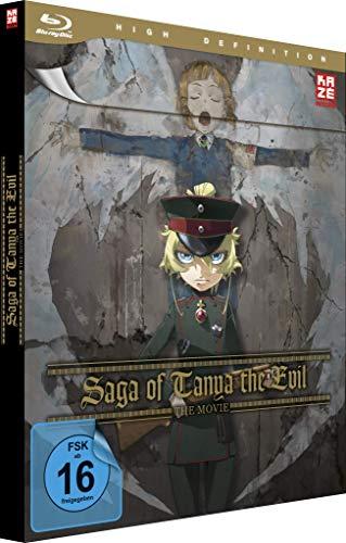 Saga of Tanya the Evil - The Movie - [Blu-ray]