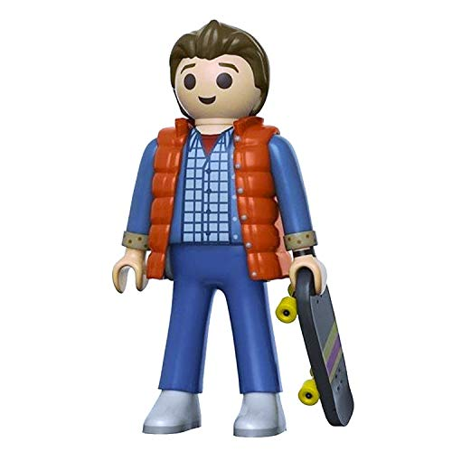 Back to The Future Marty McFly Playmobil Action-Figur