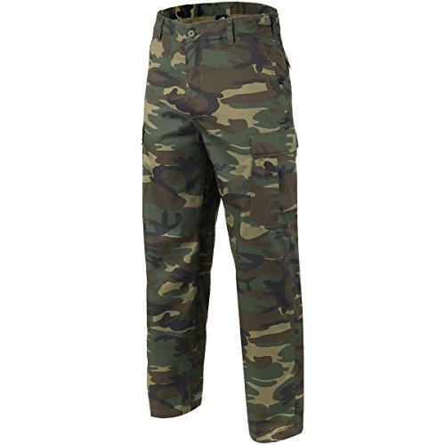 Brandit US Rangerhose Pantaln de Vestir, Woodland, XXL para Hombre