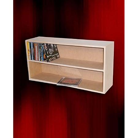 Mueble ESTANTERIA DE Madera para 100 CD/Ref.MAR027