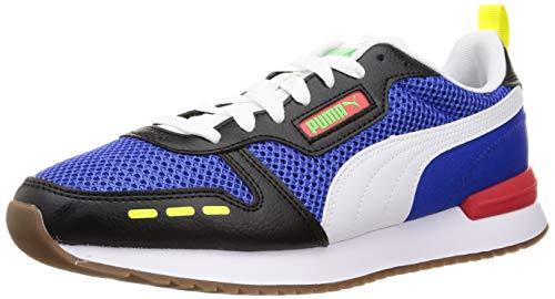 PUMA Unisex R78 OG Sneaker, Dazzling Blue Weiß Schwarz, 42 EU