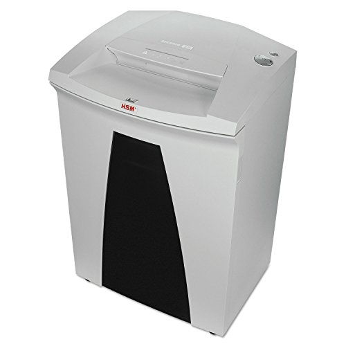 Best Prices! HSM of America 1841 SECURIO B34 1/4-Inch Strip-Cut Shredder, Shreds up to 37 Sheets, 26.4-Gal Capacity