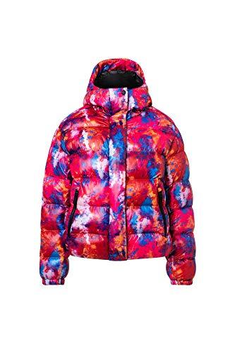 Bogner Fire + Ice Ladies Ranja II Bunt, Damen Regenjacke, Größe 36 - Farbe Signal