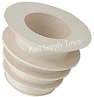 ATIE PoolSupplyTown Pool Cleaner Skimmer Cone Adapter Replace Zodiac Baracuda Valve Cuff W70263 W63900, Pentair K121110 2-Inch Hose Cone