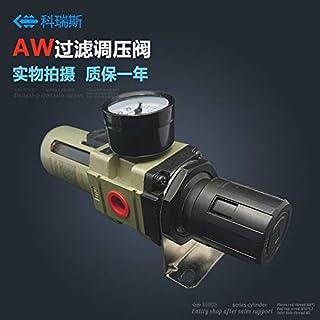 GOUWEI AW2000-02 Duplex pressure regulating filters