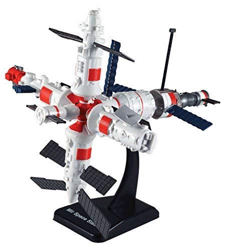 New Ray Space Adventure Model Kit - ESTACIÓN Espacial