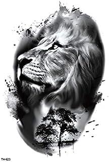 Männer löwe tattoo unterarm Löwen Tattoo