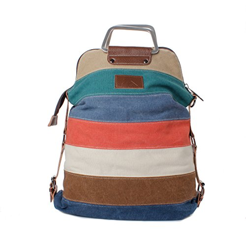 La Desire Mujeres Vintage Mochila Escolar Daypacks damas mochila casual bolso bolsos mochila Para el trabajo escolar vacaciones viajes senderismo camping actividades (Fashion)
