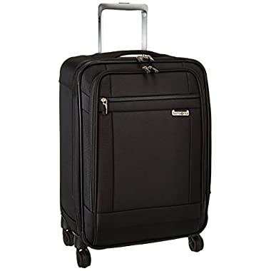 Samsonite Solyte Softside Spinner 20 Exp, Black