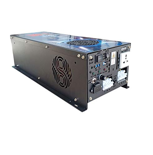Inverter cargador generatore 120 amp frequenza