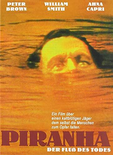 Piranha - Der Fluß des Todes - Mediabook - Limitiert auf 111 Stück - Cover B (Uncut) (+ DVD mit alter deutscher Fassung & englischer TV-Fassung)