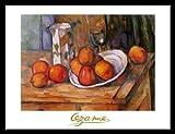 Paul Cezanne Poster Kunstdruck Bild Stillleben mit