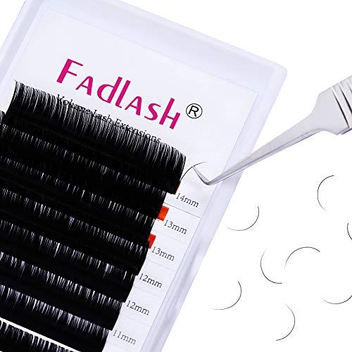 Extension Cils D Curl 0,15mm 8~14mm Longueur Mixte...