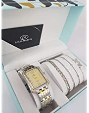 Women's Watch kit with bracelets