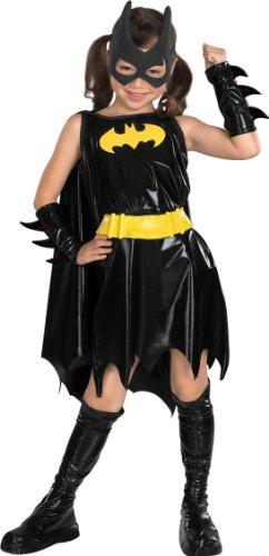 DC Super Heroes Child's Batgirl Costume, Large