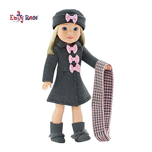 """Emily Rose 14 Inch Doll Clothes for Wellie Wishers 