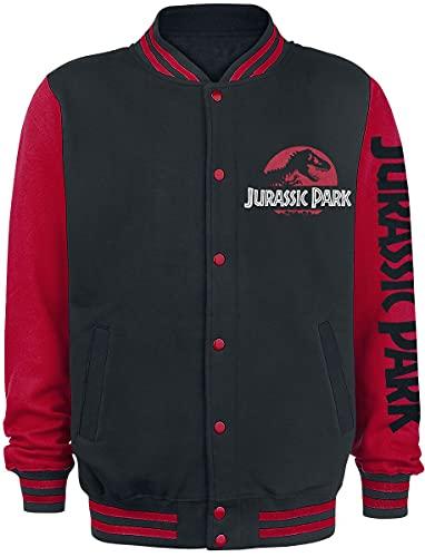 Jurassic Park Classic Logo Hombre Chaqueta...