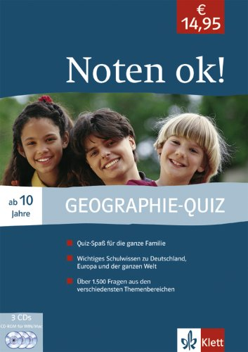Noten ok! - Geographie-Quiz [import allemand]
