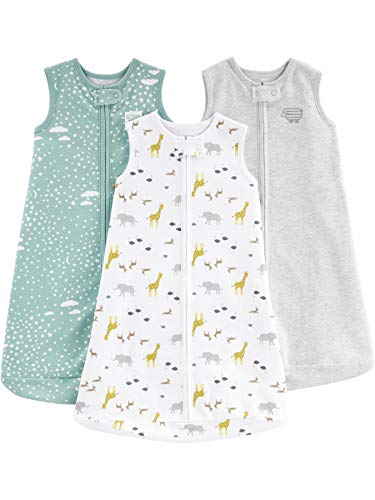 Saco De Dormir Infantil Muselina marca Simple Joys by Carter's