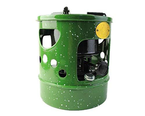 Tragbares Outdoor-Diesel-Ofen, Brenner Spiritus-Ofen Picnic 10 Wick Kerosin- / Diesel-Ofen Campingkocher Feld Heater